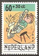 Pays Bas - 1992 - Surtaxe Au Profit De L'enfance  - YT 1419 Oblitéré - 1980-... (Beatrix)