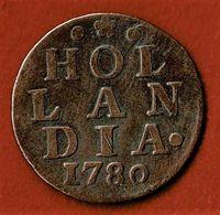 PAYS BAS /HOLLAND / 1 DUIT / 1780 - [ 5] Monnaies Provinciales