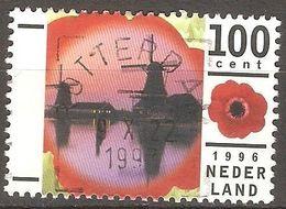 Pays Bas - 1996 - Moulins à Vents - YT 1547 Oblitéré - 1980-... (Beatrix)