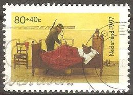 Pays Bas - 1997 - Le Petit Chaperon Rouge - YT 1605 Oblitéré - 1980-... (Beatrix)