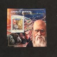 SIERRA LEONE. CHARLES DARWIN. MNH. E0902C - Persönlichkeiten