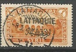 LATTAQUIE N° 11 OBL - Lattaquie (1931-1933)