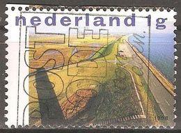 Pays Bas - 1998 - Protection Contre Les Eaux Marines - YT 1635 Oblitéré - 1980-... (Beatrix)