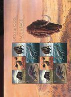 Belgie 2018 F4795/99 Prehistoric Animals Mammuth Velletje Van 10 MNH RR Plaatnummer Z - Panes