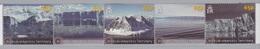 BAT, N° 580 à 589 (Glaciers), Neufs ** - Britisches Antarktis-Territorium  (BAT)