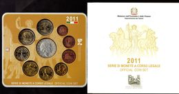 2011 - REPUBBLICA ITALIANA - DIVISIONALE  - 150° ANNIVERSARIO DELL'UNITA' D'ITALIA 1861 - 2011 - Italie