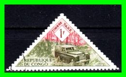 REPUBLIQUE DU CONGO SELLOS TIMBRE TAXA - Congo Belge