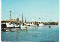Fishingboats In Port - Hvide Sande  - Denmark. B-3184 - Pêche