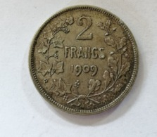 2 Francs 1909 Fr  Argent / Silver - 08. 2 Francs