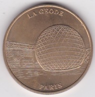 75 Paris. La Géode 1998 N°2. Monnaie De Paris - Monnaie De Paris