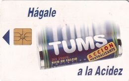 VENEZUELA - Tums, 09/96, Used - Venezuela