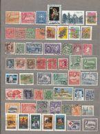 BRITISH COMMONWEALTH 56 Different Used Stamps Lot #16970 - Briefmarken