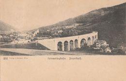 AUSTRIA - Semmeringbahn 1898 - Panerbach - Otros