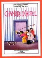 Carte Postale : Chambre D'hotel (film - Cinéma - Affiche) Illustration : Blachon - Posters On Cards