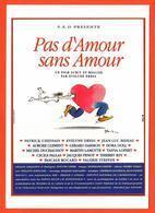 Carte Postale : Pas D'Amour Sans Amour (film - Cinéma - Affiche) Illustration : Blachon - Posters On Cards