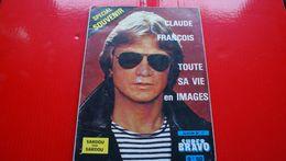 Super Bravo N°12 &16 Claude François Toute Sa Vie En Image,Sardou Par Sardou,Johnny,Carlos,Delon - Music