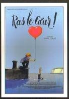 Carte Postale : Ras Le Coeur ! (cinema Affiche Film) Illustration Blachon - Other Illustrators
