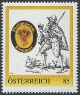 ÖSTERREICH / 8133693 / Postmuseum Eisenerz / 85 Cent / Ausgabe 2020 / Postfrisch / ** / MNH - Private Stamps