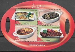 FOOD, 2019, ETHNIC CUISINE, FISH, MEAT, S/SHEET - Food
