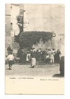 Cpa CORSE Du SUD  SARTENE    Vieille Fontaine - Sartene