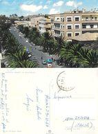 Asmara (Etiopia). Av. Hailè Selassié I. Viaggiata 1968 - Ethiopie
