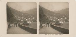 Stereo, Suisse, Vaud, Clarens, Rochers De Naye, No.630 - Visionneuses Stéréoscopiques
