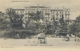 Cannes - Hôtel Beau-Site - Tennis Court [KM-028 - Tennis