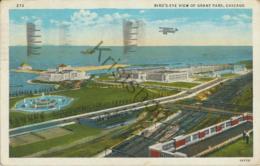 Chicago - Bird's Eye View - Tennis Court [KM-036 - Tennis