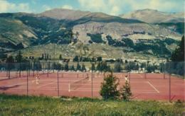 Monetier-les-Bains - Tennis Court [KM-060 - Tennis