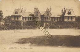 Margate - The College - Tennis Court [KM-063 - Tennis