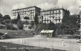St Cerque - Hotel De L'Observatoire - Tennis Court [KM-064 - Tennis