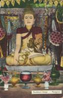 Rangoon - Buddha's Image (some Damage) (KM193 - Myanmar (Burma)