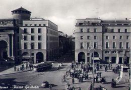 Parma - Piazza Garibaldi - Formato Grande Viaggiata Mancante Di Affrancatura – E 16 - Parma