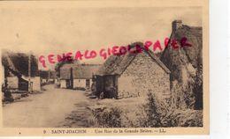 44 - SAINT JOACHIM- ST JOACHIM - UNE RUE DE LA GRANDE BRIERE - Saint-Joachim