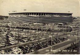 Milano - La Stadio Di S.siro - Formato Grande Viaggiata – E 16 - Milano