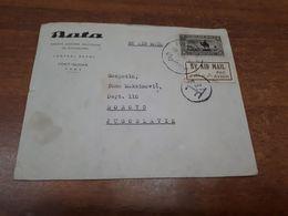 Old Letter - Sudan - Sudan (1954-...)
