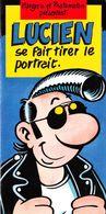 Frank MARGERIN - Lucien Se Fait Tirer Le Portrait - BD Bande Dessinée Publicitaire Originale De 8 Pages Pour Photomaton - Margerin