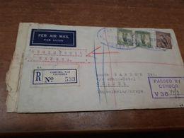Old Letter - Australia - Australia