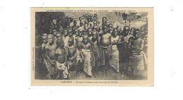 DAHOMEY  GROUPE D ENFANTS RUES DE OUIDAH   SOEURS VENISSIEUX    BELLE ANIMATION *****   A SAISIR    ***** - Dahomey