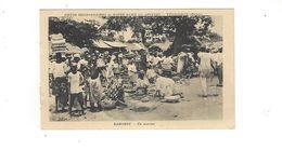 DAHOMEY  Un Marche  SOEURS VENISSIEUX    BELLE ANIMATION *****   A SAISIR    ***** - Dahomey