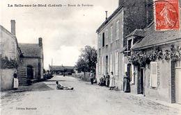 La Selle Sur Le Bied - Route De Ferrières - Autres Communes