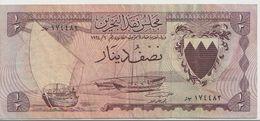 BAHRAIN P.  3a 1/2 D 1964 VF - Bahrein