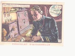 "Image TSF. ""chocolat D'Aiguebelle"" - Aiguebelle"