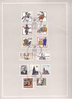 B01-169 Dossier Souvenir 500 Ans Poste - Cs - Hk 2350 - Liaison Postale Européenne Innsbruck-Malines - Allemagne - 5300 - Storia Postale