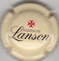 CAPSULE CHAMPAGNE . LANSON - Lanson