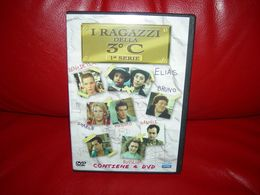 DVD-I Ragazzi Della Terza C III C - 1a Prima Serie 4 DVD RARO FUORI CATALOGO - Cómedia