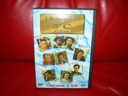 DVD-I Ragazzi Della Terza C III C - 3a Terza Serie 4 DVD RARO FUORI CATALOGO - Cómedia