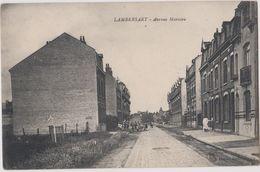 CP LAMBERSART Avenue Marceau Cliché 1 - Lambersart