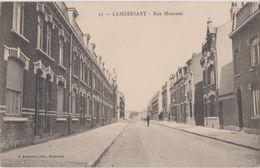 CP LAMBERSART Rue Marceau Cliché 2 - Lambersart