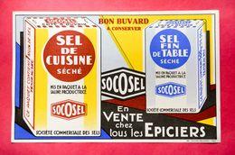 Grand Buvard SOCOSEL, Sel De Cuisine - Food